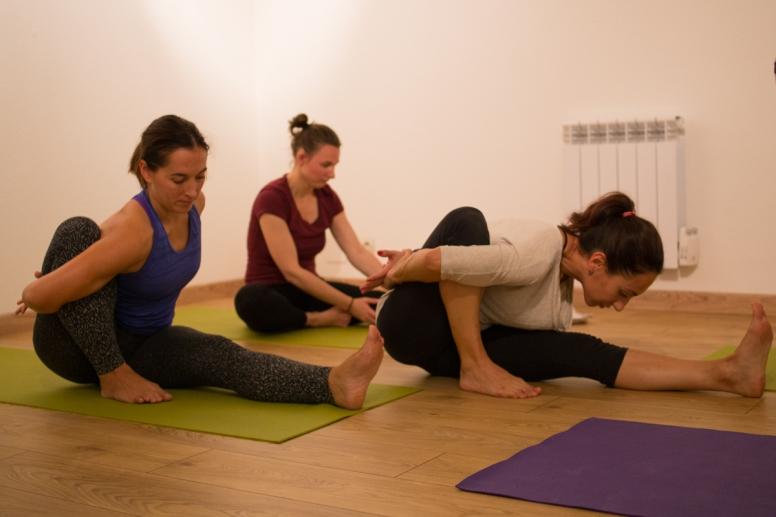 Ashtanga yoga (Rennes)